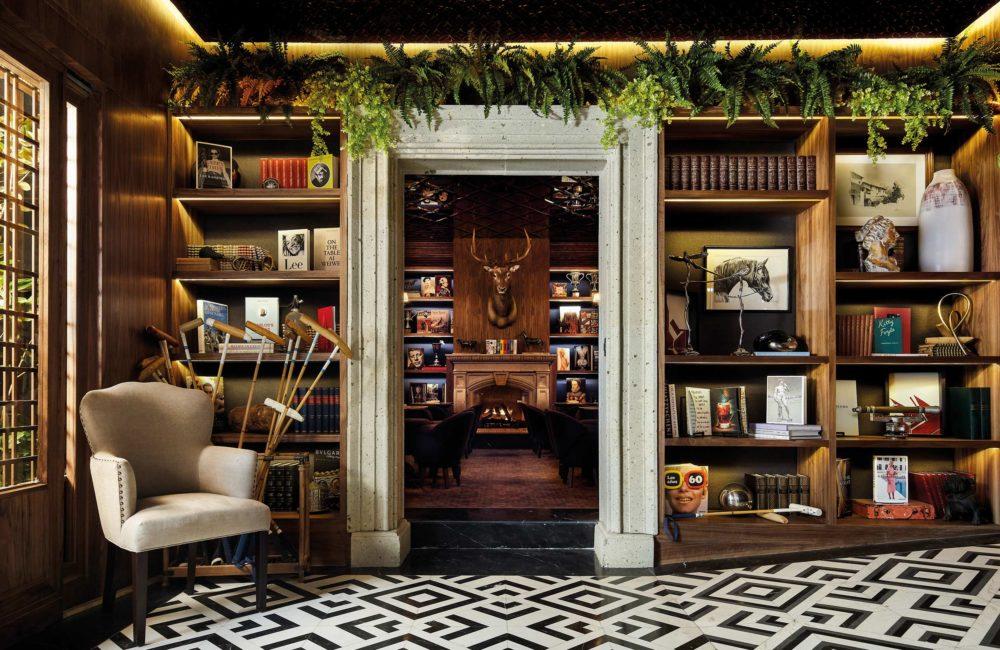 Sylvestre Cigar Room Santa Fe